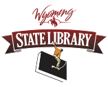 Wyoming State Library logo